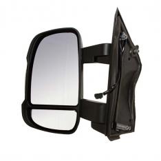 Door Mirror Medium Arm – Electric/Heated With Indicator N/S – Boxer, Ducato, Relay