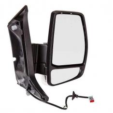 O/S Door Mirror – Manual – c/w Black Cover