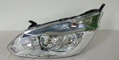Ford Transit Custom 12-18 N/S Headlamp – Chrome
