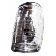 O/S Door Mirror Repeater Lamp Lens – Clear