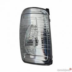 N/S Door Mirror Repeater Lamp Lens – Clear