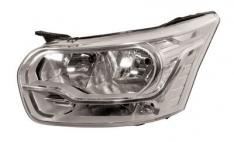 N/S Headlamp – Chrome Inner
