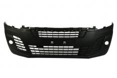 Front Bumper Black with Fog Lamp Holes NOT VIVARO – Expert, Scudo, Dispatch, Proace