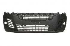 Front Bumper Black with Fog Lamp Holes and Sensor Holes NOT VIVARO – Expert, Scudo, Dispatch, Proace